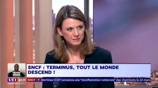 Rapport Spinetta : invitée de LCI, je défends la nécessaire modernisation de la SNCF