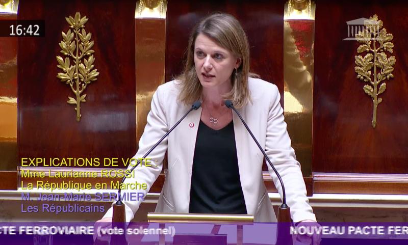 Réforme SNCF : un nouveau pacte ferroviaire courageux et ambitieux