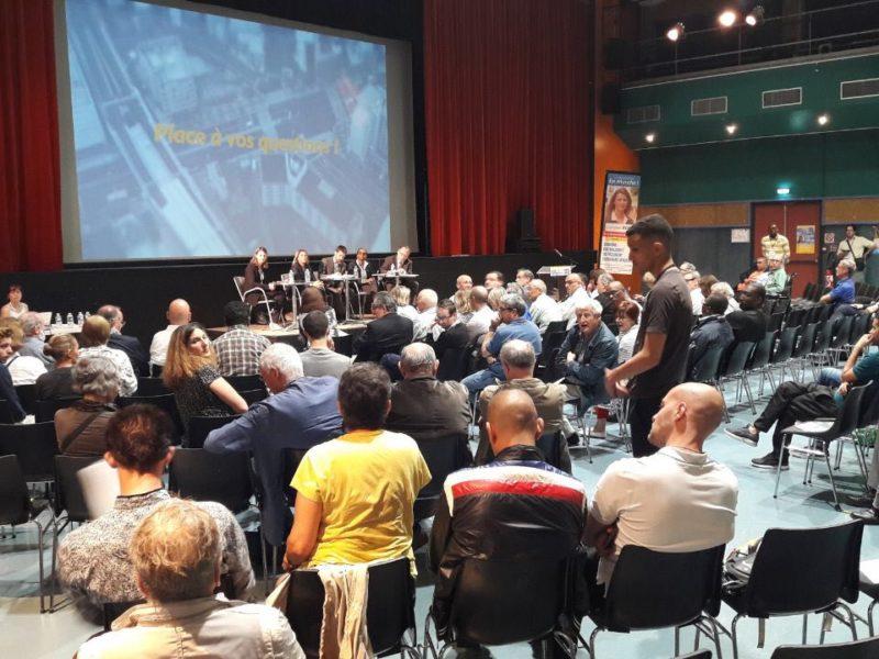 Réunion publique sur le Grand Paris des Transports : les mobilités au cœur de notre territoire
