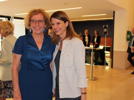 Promouvoir l'emploi inclusif : avec la Ministre du Travail à Montrouge