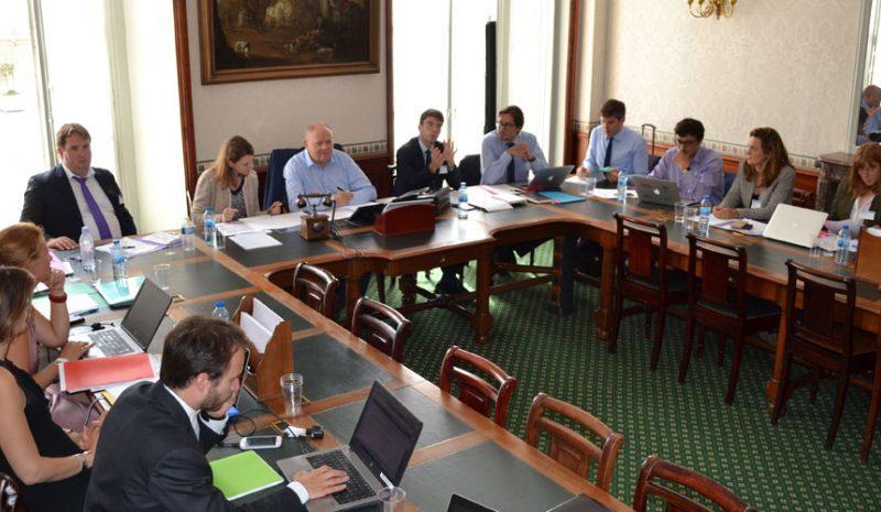 Fière de lancer l'Observatoire de l'Éthique Publique aux côtés de René DOSIÈRE