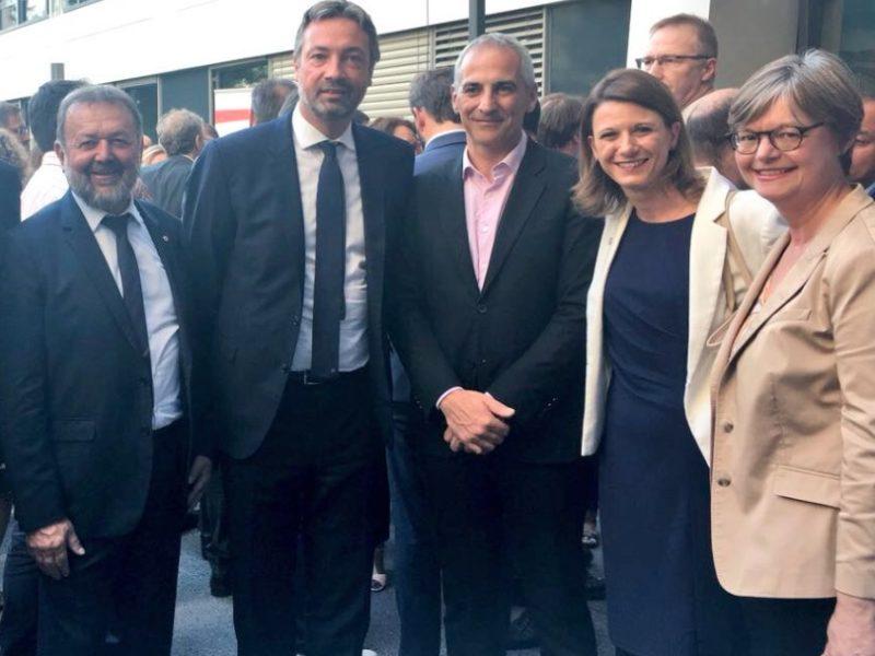 Nous accueillons à Montrouge le nouveau siège de l'ADEME