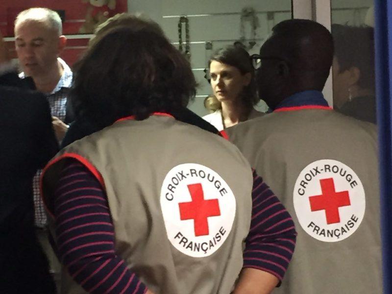 Bagneux : un vestiboutique rénové pour la Croix-Rouge !