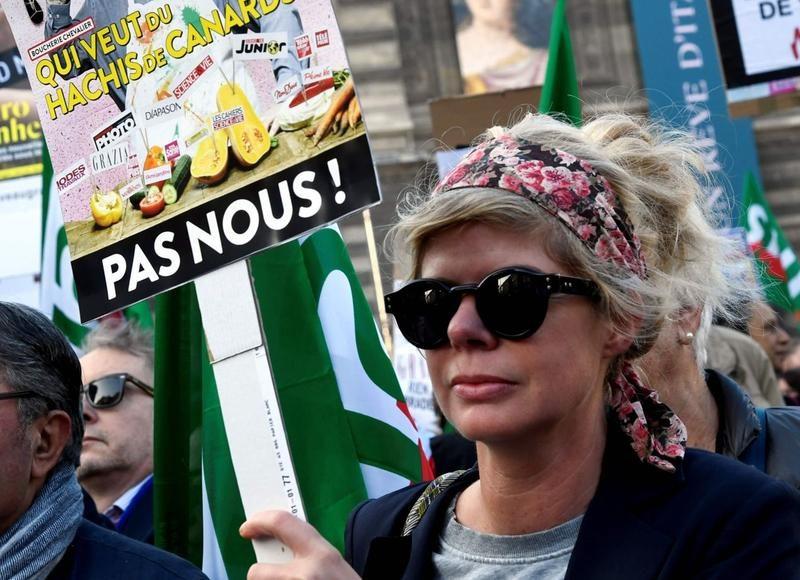 Montrouge : j'interroge le Ministre sur le devenir de Mondadori France