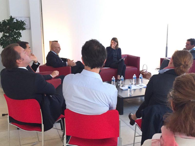 Rencontre avec la Chambre des Notaires des Hauts-de-Seine