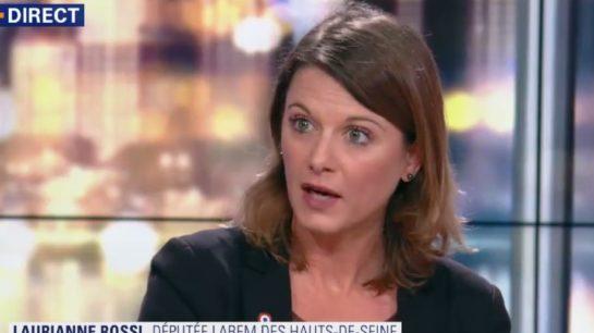 Invitée de BFM TV sur la réforme des retraites