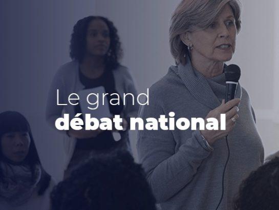 Vous aussi, contribuez au Grand débat national !