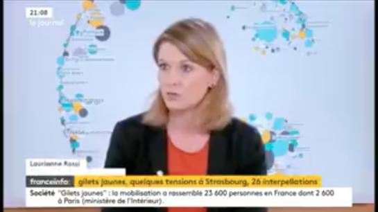 «Nous tiendrons la parole donnée aux Français d'augmenter leur pouvoir d'achat» (France Info TV)