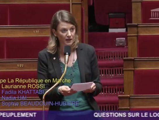 Sans-abrisme et mal-logement : j'interroge le Ministre Julien Denormandie
