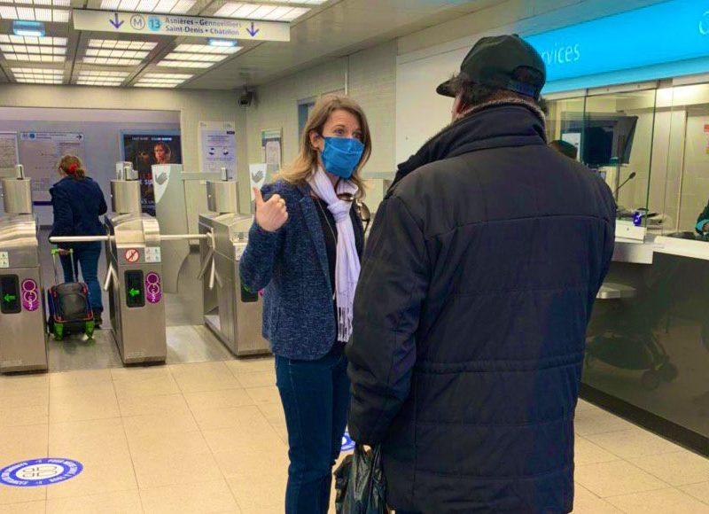 Déconfinement et transports en commun : aux côtés des usagers et des agents RATP