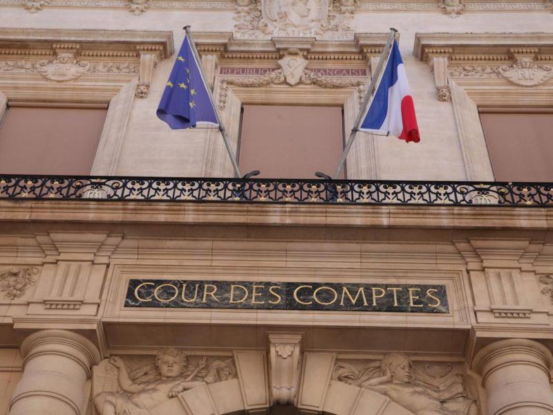 Déontologie des membres de la Cour des comptes : j'interroge le gouvernement