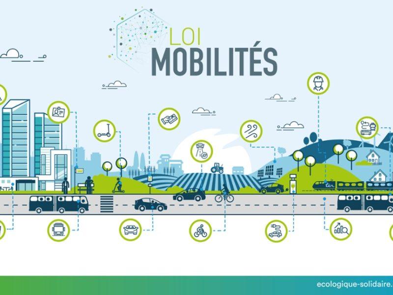 Loi d'Orientation des Mobilités: priorité aux transports du quotidien et aux mobilités vertes !