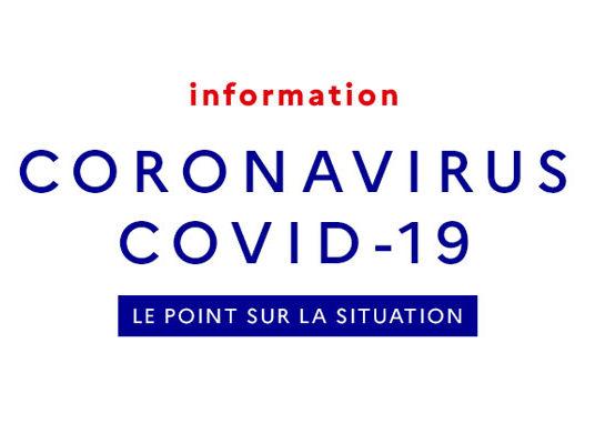 Covid-19 : Nouvelles mesures d'urgence sanitaire et de confinement