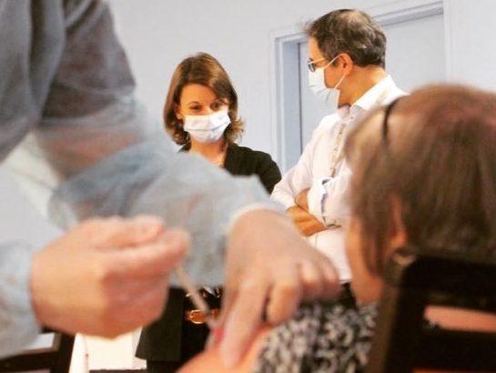 Vaccination : 3 nouveaux centres dans notre circonscription !