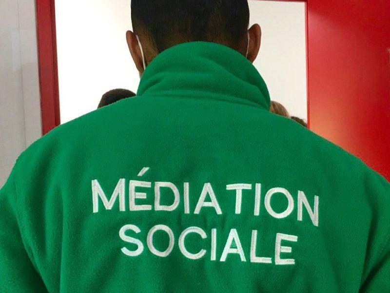 Aux côtés des médiateurs sociaux de Bagneux