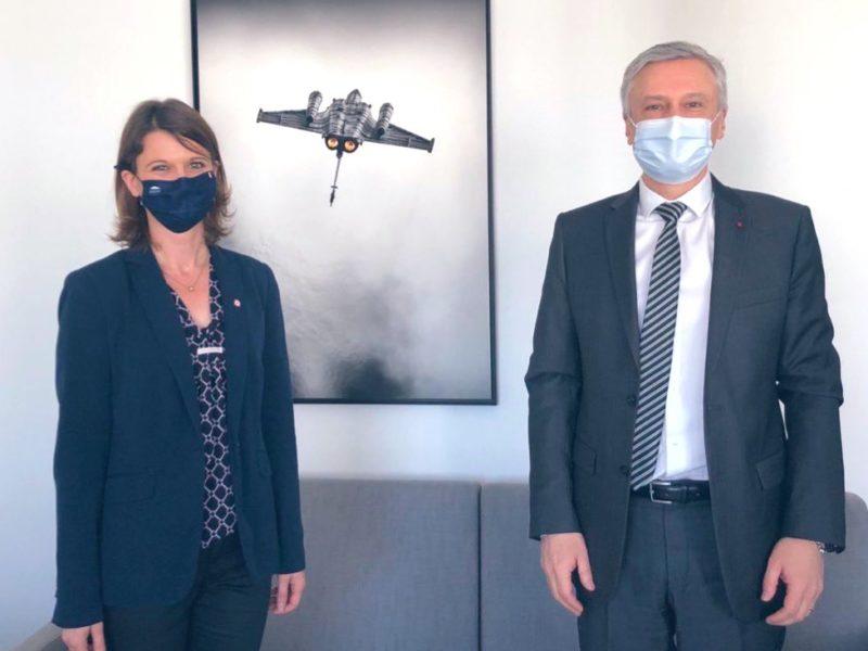Entretien avec le Président d'UNEO, première mutuelle militaire basée à Montrouge