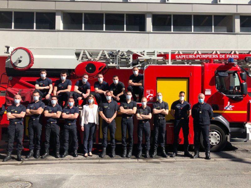 Aux côtés de nos pompiers : au centre de secours de Montrouge et au centre opérationnel